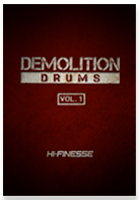 Demolition Drums Vol 1
